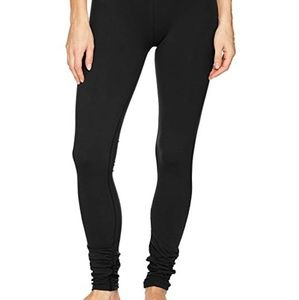 Beyond Yoga Side Gathered Leggings